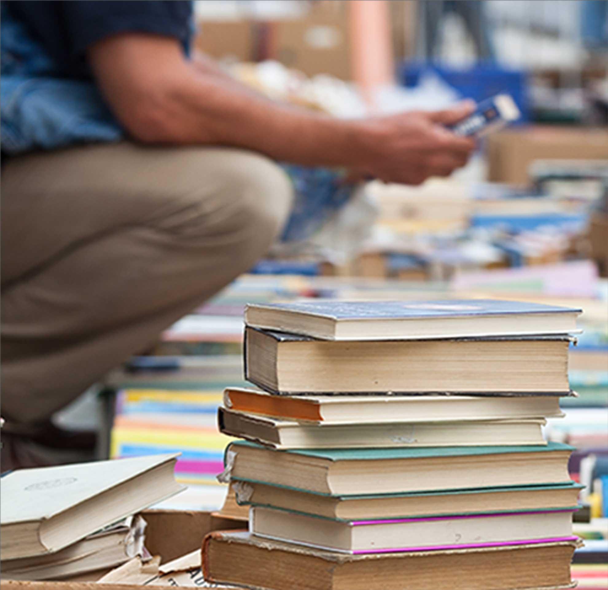 Westport Library Book Sales
