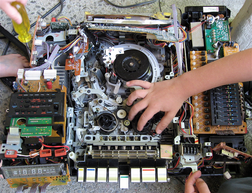 technology inside take it apart