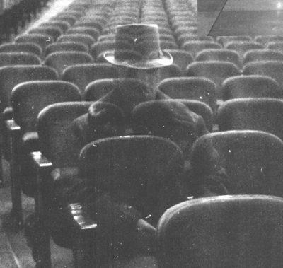 Haunted Theatres