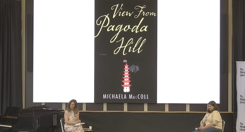 View from Pagoda Hill: Lauren Tarshis interviews Michaela MacColl