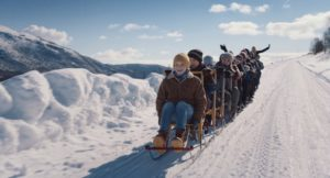 The Kicksled Choir by Torfinn Iverson (Norway) Nominated, Best Narrative Short, Tribeca